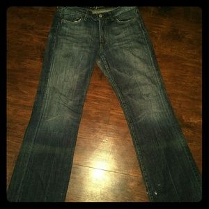 FAB Jeans!!! 7 for All Mankind **Sexy Smooth**
